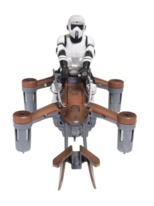 74-Z Speeder Bike Battle Quadcopter