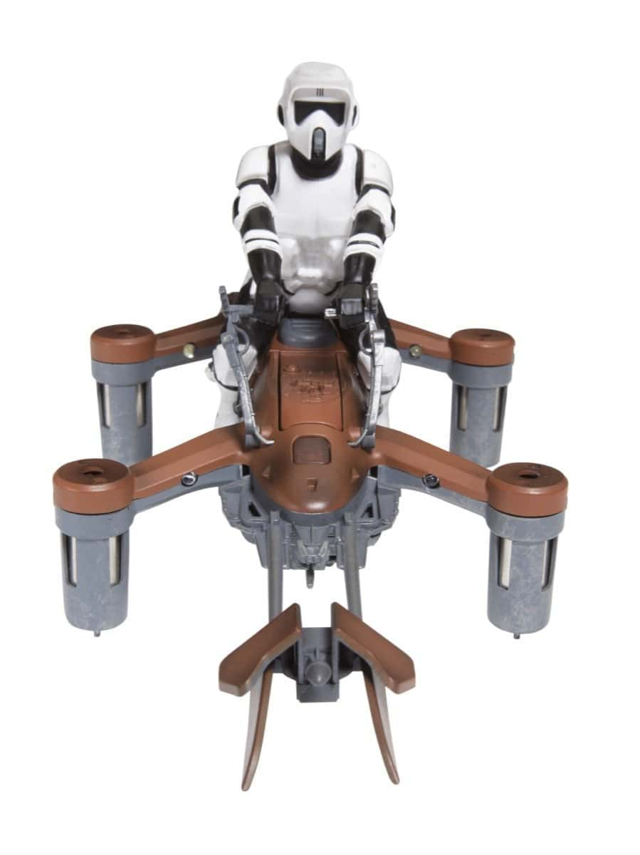 74-Z Speeder Bike Battle Quadcopter - Propel Star Wars Drone