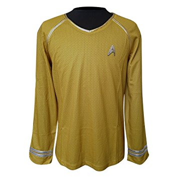 Star Trek Uniform from Into Darkness