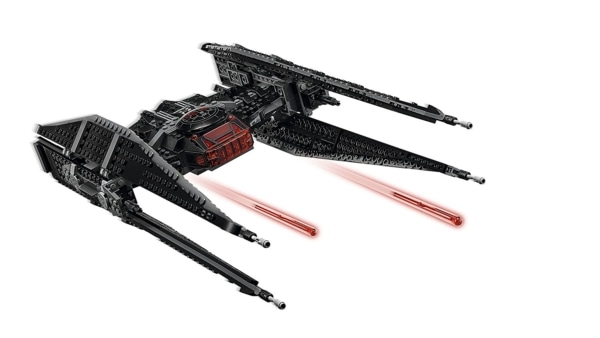 LEGO Star Wars The Last Jedi 75179 Kylo Ren TIE Fighter Toy