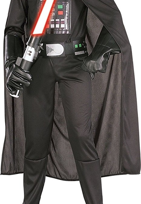 Official Darth Vader Child Halloween Costume