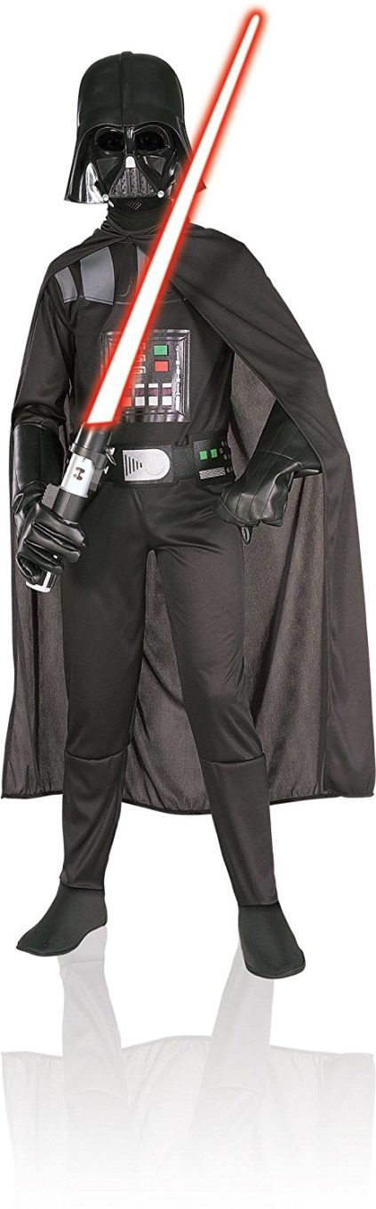 Rubies Official Darth Vader Child Halloween Costume