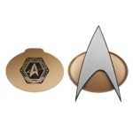 TNG Bluetooth Star Trek Communicator Badge