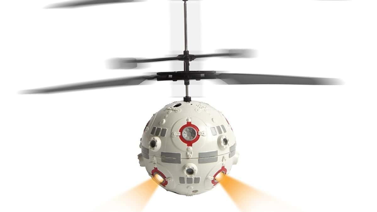 Jedi Training Flying Droid