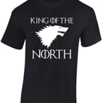 Game of Thrones King of the North T shirt
