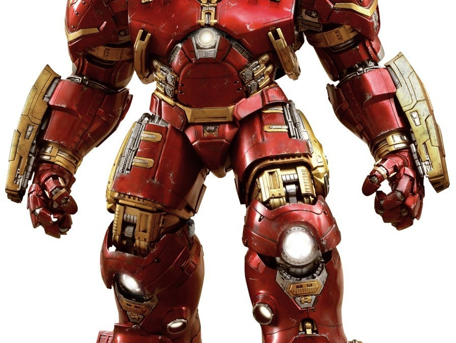 Iron Man Hulkbuster Action Figure