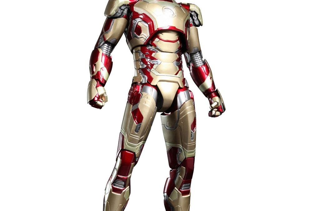 Iron Man Mark 42 XLII