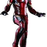 1: 6 Scale Iron Man Mk XLVI Power Pose Figure