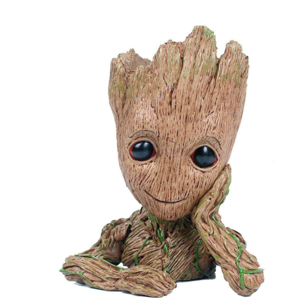 Super Cute Baby Groot Plant Pot