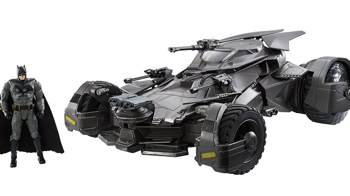 Awesome RC Justice League Batmobile