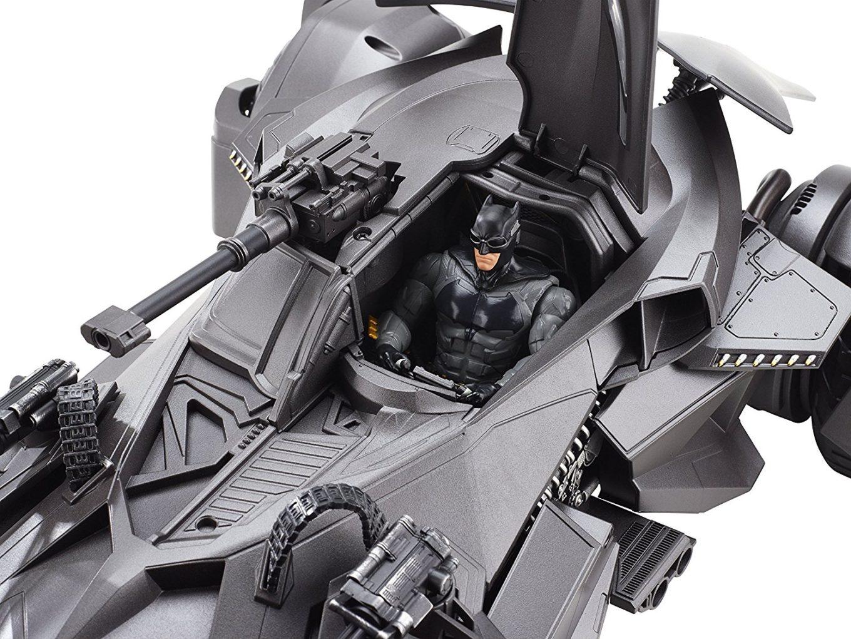 Batman Figure Riding in Batmobile