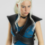 Super Realistic Daenerys Targaryen from Game of Thrones