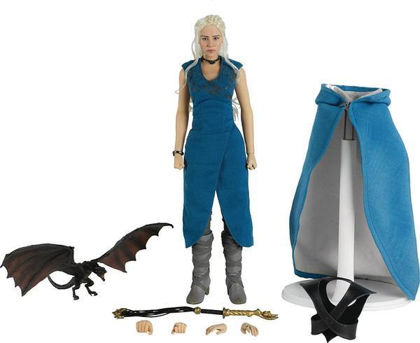 Figure and accessories Daenerys Targaryen from Game of Thrones