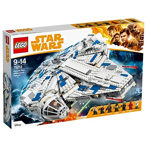 LEGO Kessel Run Millennium Falcon 75212