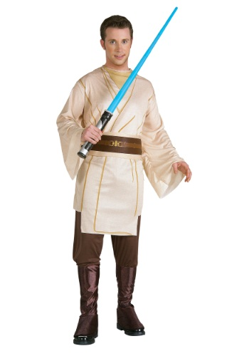 Qui-Gon Jinn Star Wars Cosplay