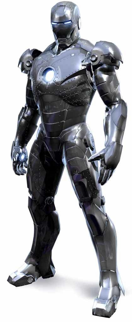 Build Your Iron Man Cosplay Armour. MARK 2