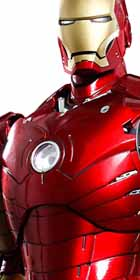 Iron Man Suit MARK 3. Fibreglass Armour Blueprints