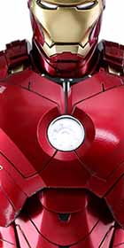 Iron Man Suit MARK 4. Fibreglass Armour