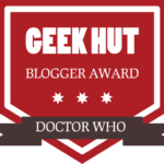 Doctor Who Blogger Award