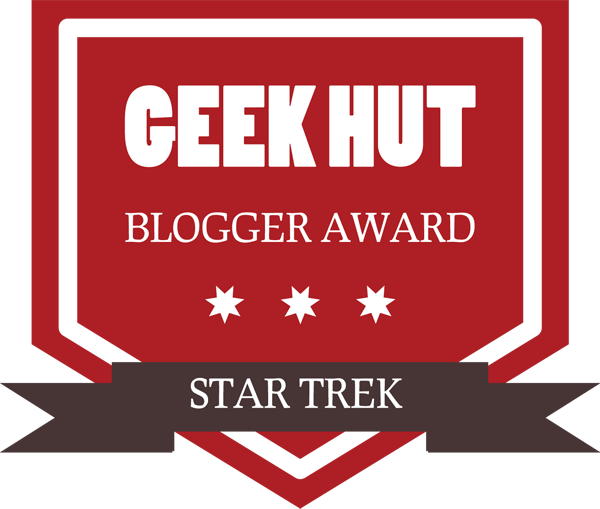 Star Trek Blogger Award