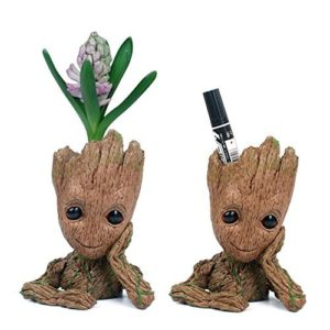 Baby Groot Plant Pot - Featuring Groot from Guardians of the Galaxy Movies