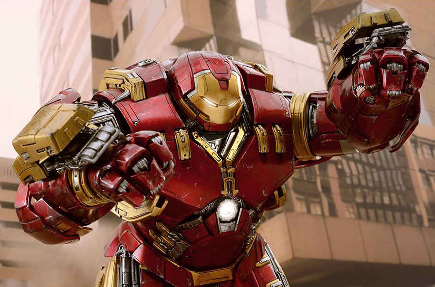 Avengers: Age of Ultron Hulkbuster figure by Hot Toys