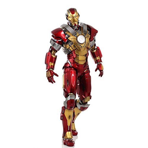 Iron Man Mark XVII Heartbreaker Figure