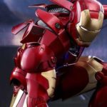 Iron Man Hot Toys Mark III Deluxe