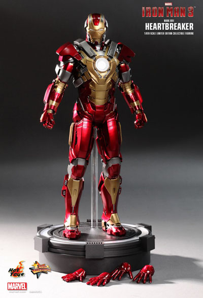 Heartbreaker Suit from Iron Man 3