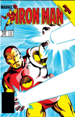 Iron Man 197 - Iron Monger Saga