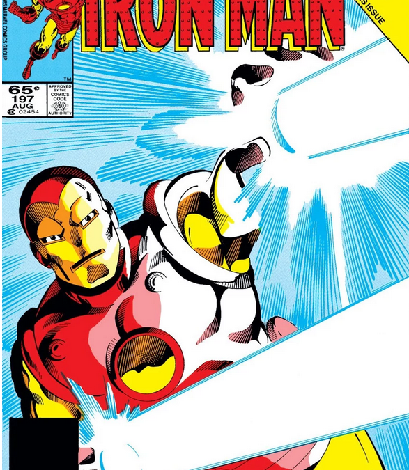 Iron Man vol1 197