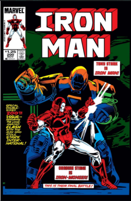 Iron Man 200 - Iron Monger Saga