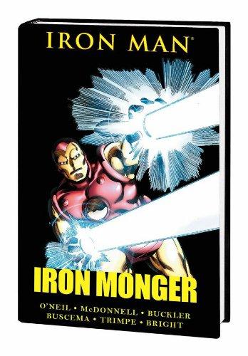 Iron Man: Iron Monger Premiere HC Hardcover – 31 Mar 2010