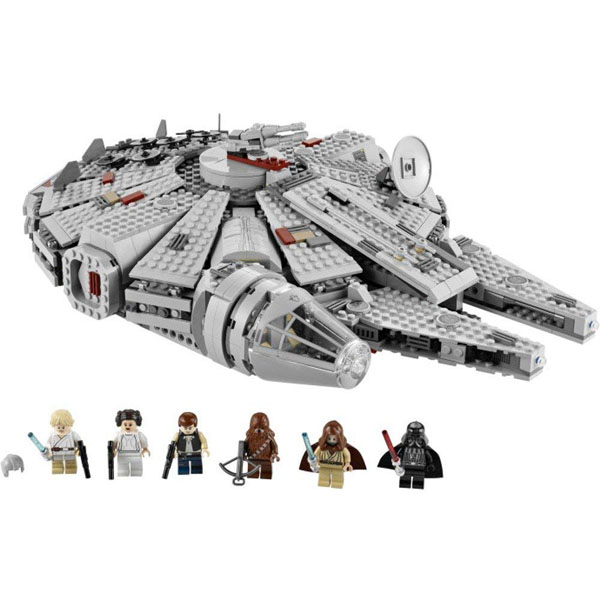 Original Millennium Falcon Model 7965