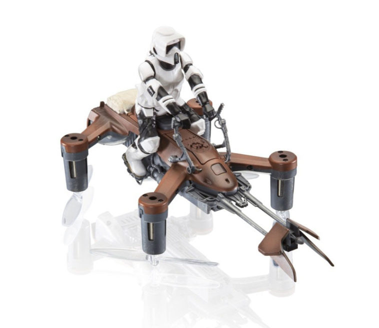 Propel RC Star Wars Speeder Bike Drone
