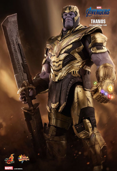 Thanos from Avengers Endgame 1/6 Scale Hot Toys