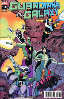 Best Guardians of The Galaxy Comics