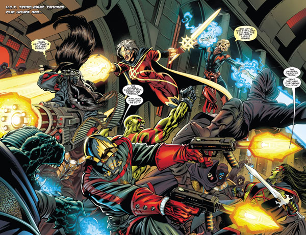 Guardians of the Galaxy: Legacy from Marvel Comics
