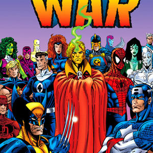 Infinity War Comic Book