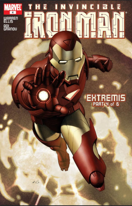 Iron Man Extremis Part 4 - Iron Man Vol 4 Issue 4