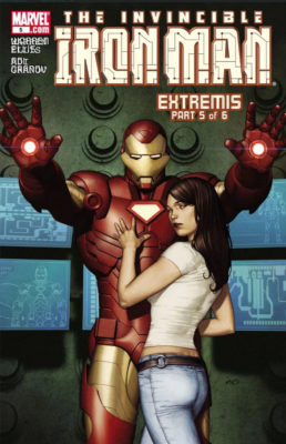 Iron Man Extremis Part 5