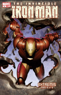 Iron Man Extremis Part 6 - Iron Man Vol 4 Issue 6