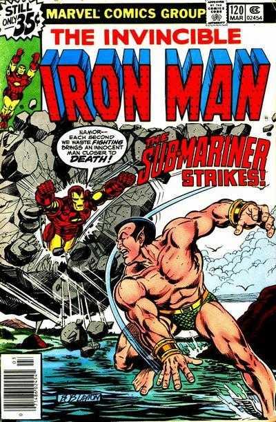 Iron Man 120 Demon In A Bottle