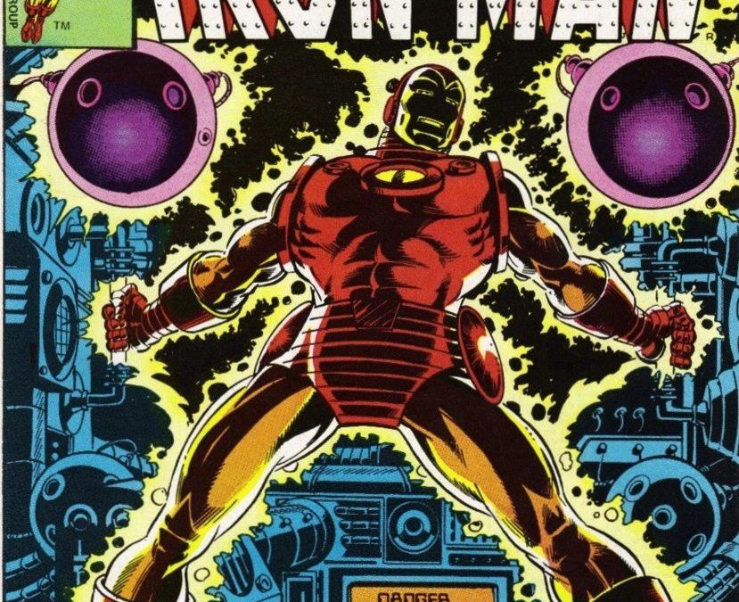 Iron Man 122 Demon In A Bottle