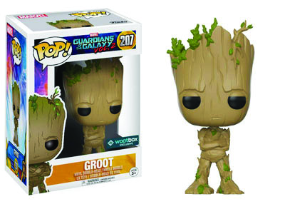 Teenage Groot Funko POP! Marvel 207