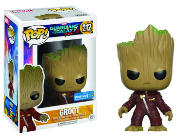 Young Groot Ravager POP! Marvel 212