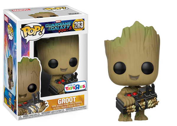 Groot Pop Vinyl - POP! Marvel Complete Checklist