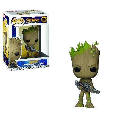 Infinity War Groot POP! Marvel 293