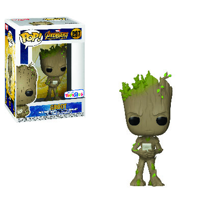 Video Game Groot POP! Marvel 297
