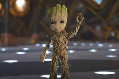 30 Reasons to Love I am Groot